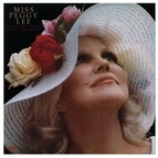 Peggy Lee альбом Miss Peggy Lee Sings The Songs Of Cy Coleman