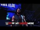 WWE 2K19 My Career Mode Ep 14 TRIPLE THREAT