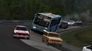 Assetto Corsa 2014 Crazy Bus on Nordschleife!