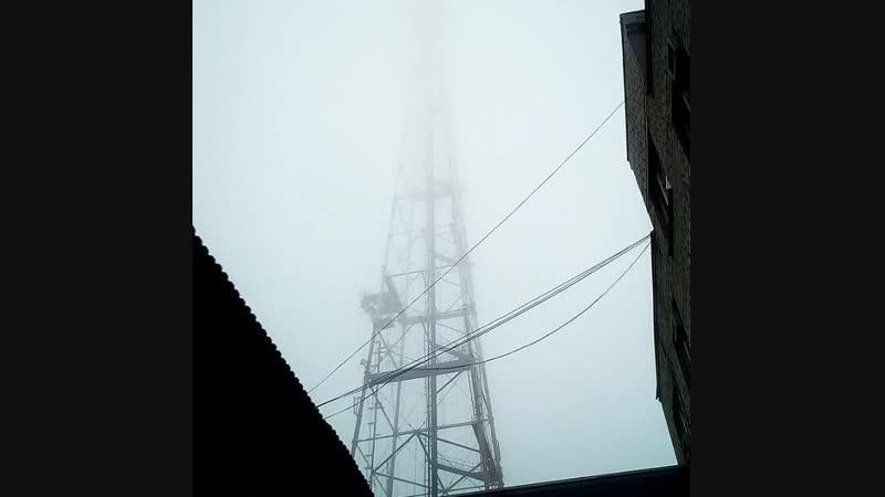 Туманный Альбион...Луганск
