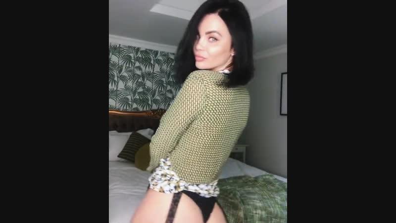 Шикарная брюнеточка (порно, секс, эротика, попка, booty, anal, анал, сиськи, boobs, brazzers)
