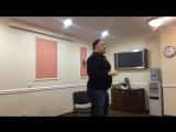 Медитация от Алексея Рябкова про женственность?