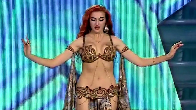 The Goddesses of Bellydance: Anna Pataridze