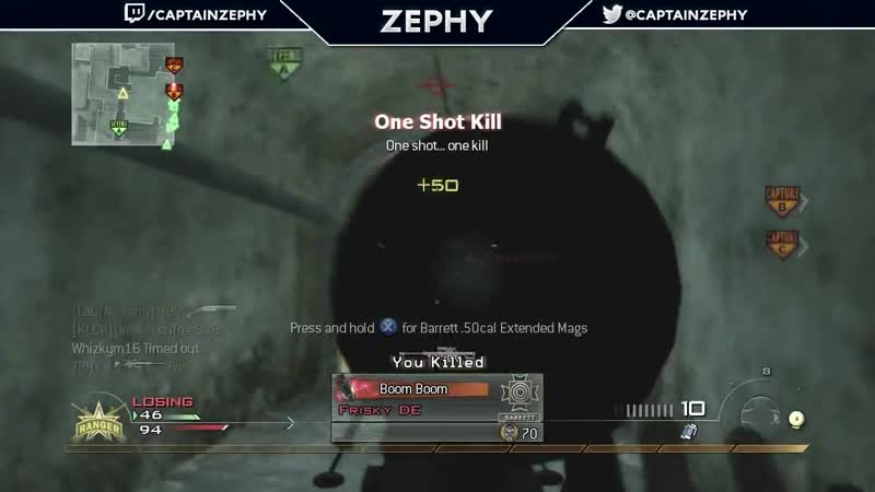 MW2 Highlights