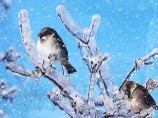 Поль Мариа Падает снег