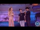 Fabrizio Moro e Ultimo L'eternità Il mio quartiere Wind Summer Festival 2018 prima serata