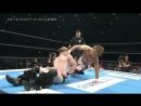 Jay White, YOSHI-HASHI vs. David Finlay, Juice Robinson (NJPW - Dominion 6.9 In Osaka-Jo Hall)