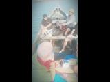 Путешествие на лодке под песни от Ram
