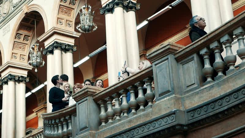 Хранители Петербурга кафедра реставрации и живописи Академии Штиглица