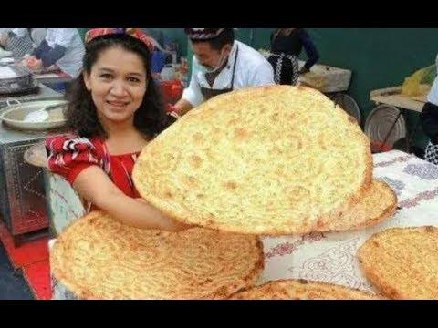 也许只有新疆人知道这是什么?到新疆不得不吃的美食。