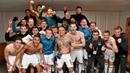 Раздевалка «Краснодара» после матча с «Байер 04»