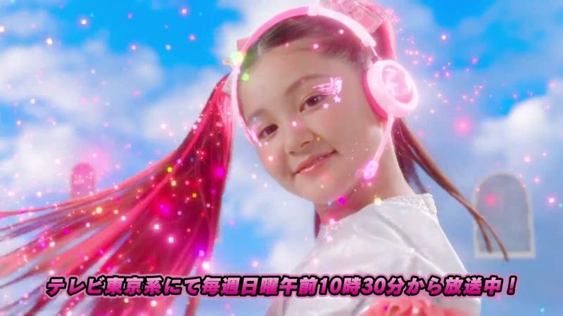 「ミラクルちゅーんず!」ミラちゅーダンス〜変身(カノン・マイ・フ1245