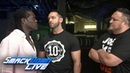 Tye Dillinger challenges Samoa Joe to a match SmackDown Exclusive July 3 2018