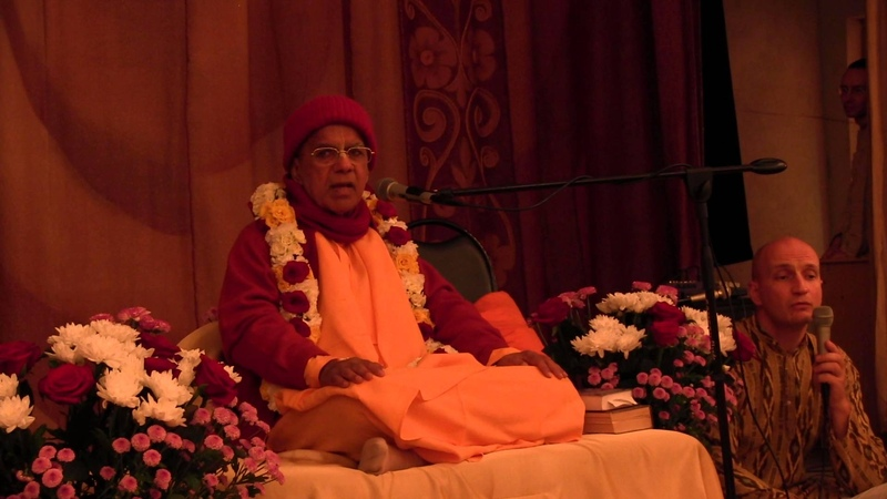 H.H. Gopal Krishna Goswami, Vladimir, 17.09.2013