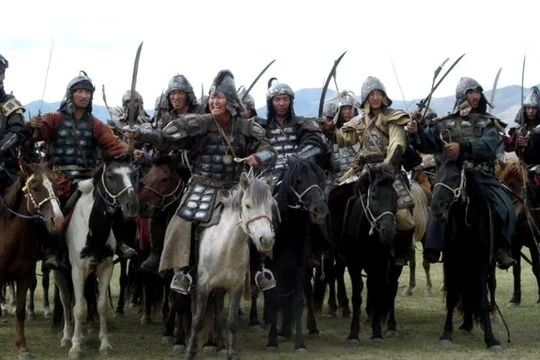 Сколько на самом деле воинов было в армии Чингисхана