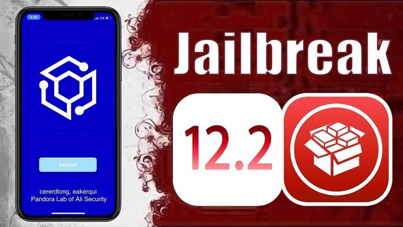 IOS 12 Jailbreak 12.1.4 - 12.2 iOS NEW PandoraLAB Released JB ToolKit