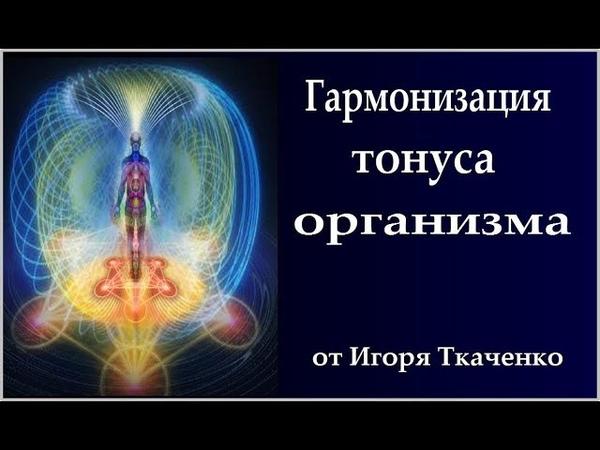 Гармонизация тонуса организма погладушки (для снятия спазмов. судорог, нормализации давления)