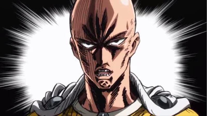 Сайтама раскрывает секрет своей силы.