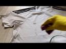 Не выбрасывайте испорченную одежду Хитрый трюк удалить застарелые пятна
