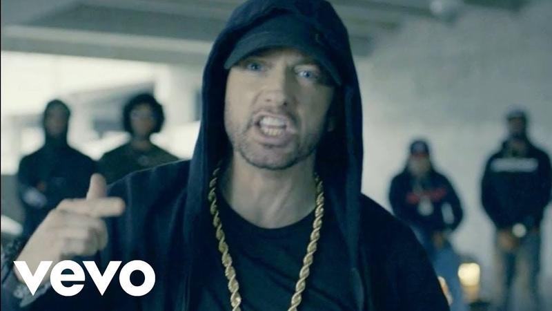Eminem - No Social Media [ft. 2Pac, Wiz Khalifa, Logic] 2018
