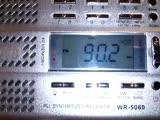 Реклама на FM 90,2 Радио Дача в Саранске.