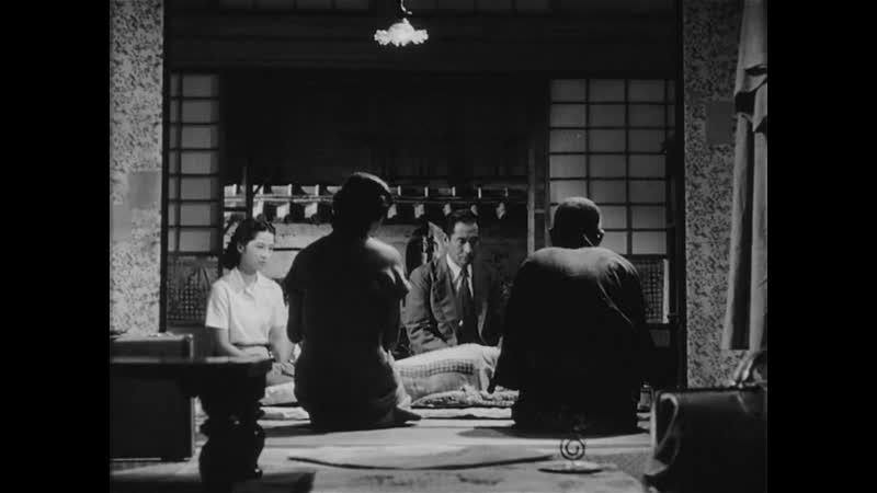 Токийская повесть/東京物語/Tokyo monogatari 1953 русские субтитры