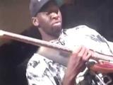 Wayman Tisdale &amp 5th Quarter July 12 1992 Jazz Fest. Rare Video