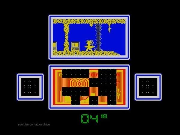 Hocus Focus Walkthrough ZX Spectrum