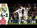 Real Madrid vs Girona 4-2 Full Time All Goals and Highlights