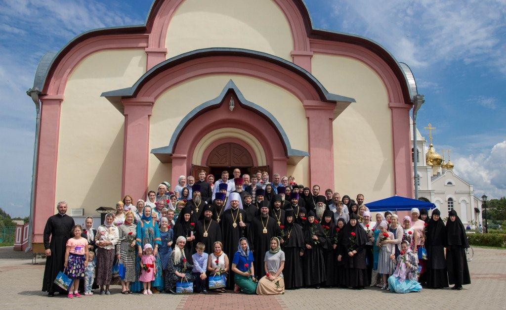 15-летия Петропавловского женского монастыря