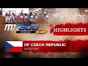 EMX300 Presented by FMF Racing Race 1 Highlights - Round of Czech Republic 2018
