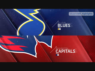 St. Louis Blues vs Washington Capitals Jan 14, 2019 HIGHLIGHTS HD