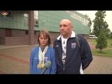 Тосненская спортсменка Алина Гузиенко завоевала 9 наград на летних Европейских играх INAS