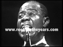 Louis Armstrong What A Wonderful World LIVE 1970 Reelin' In The Years Archives