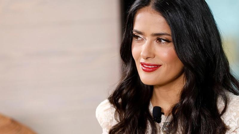 Salma Hayek Women in Motion Cannes 2018
