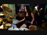BAD WOLVES - ZOMBIE - DRUM COVER BY MEYTAL COHEN