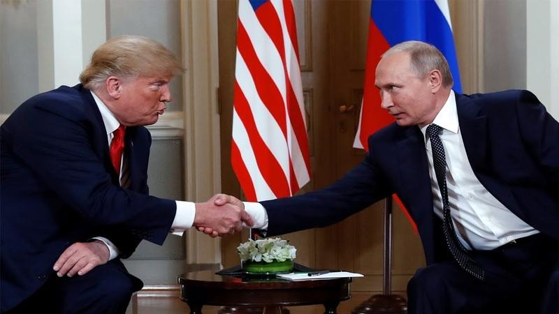 Трамп назвал тет а тет встречу с Путиным хорошим началом