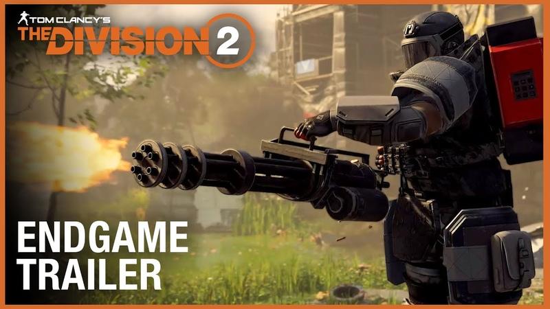 Tom Clancy's The Division 2 Endgame Trailer | Ubisoft [NA]