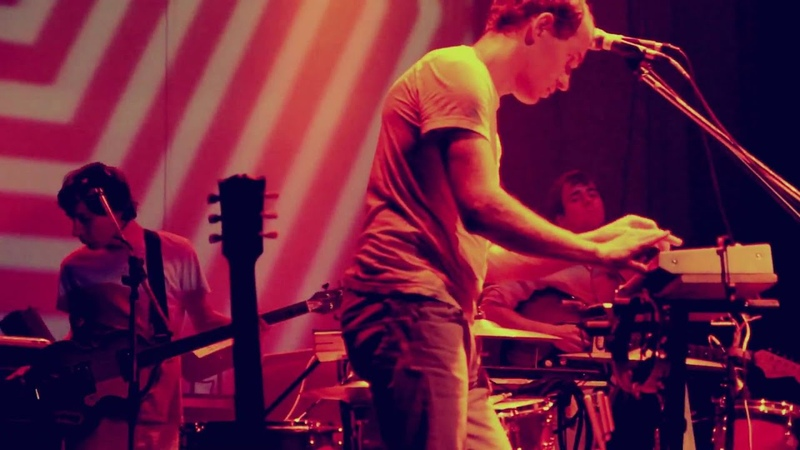 Caribou - Hannibal - Live in Concert - Vancouver, BC - 5292010