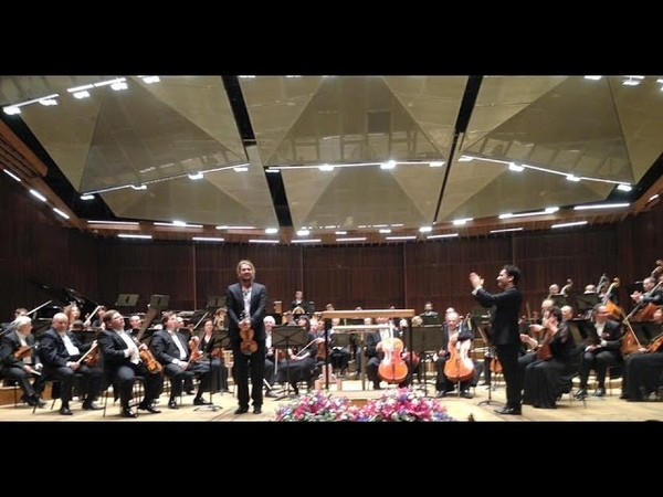 P.I.Tchaikovsky Concerto for Violin and Orchestra in D major op.35