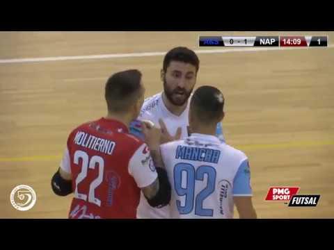 Playoff Serie A Planetwin365 | Acqua Sapone - Lollo Caffè Napoli Semifinale Gara 2 Highlights