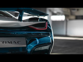 Rimac C_Two (2020) HOW IT'S MADE – World's Most Powerful Electric Car