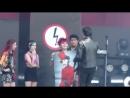 Marilyn Manson заставил фаната снять футболку