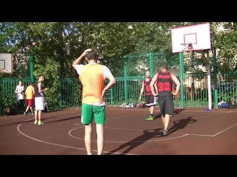 СГЗ Bridge Streetball vs terrorism