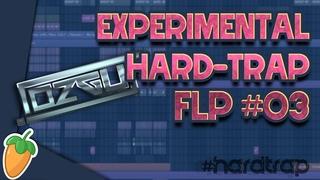 Free Experimental (Hard-Trap?) FL Studio FLP Template 03
