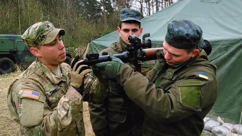Инструкторы НАТО хотят сделать из всушников элитных убийц сводка
