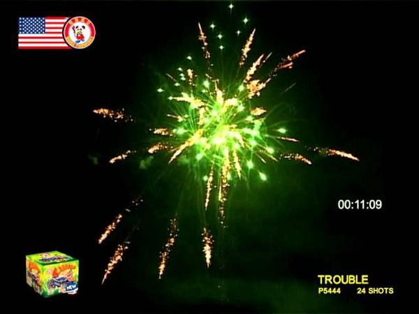 24'S TROUBLE - Winda - P5444