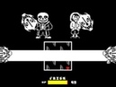 Bad Time is back.. Bad Time Trio fangame update play![new bad time extra]
