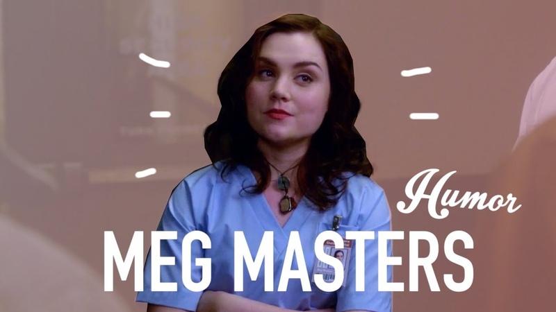 MEG MASTERS || hi, I'm meg, i'm a demon [HUMOR]