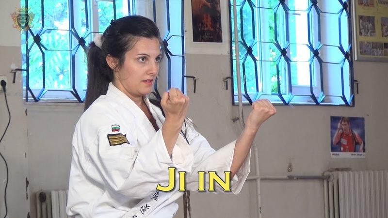 Ji'in Kata - Karate Shotokan - by Master Di